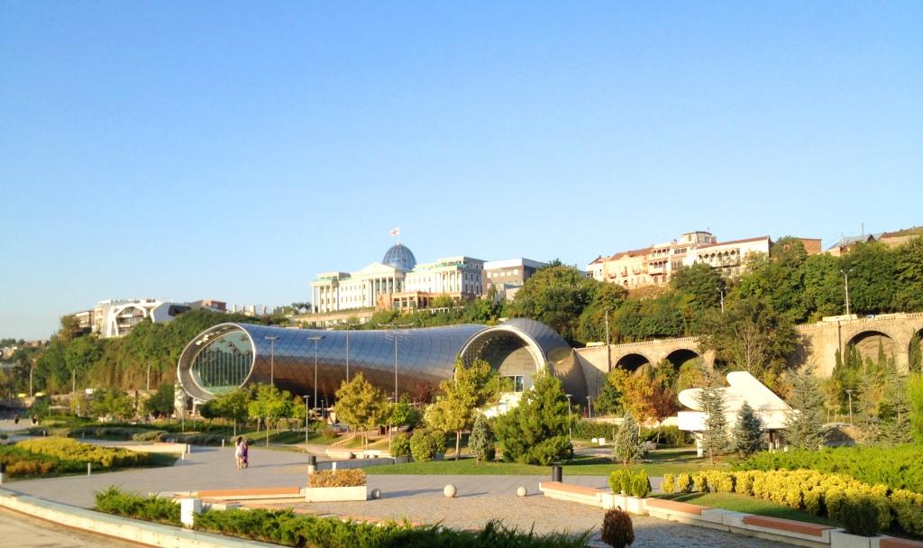 Park przy Placu Europejskim